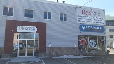 Rex Marine storefront