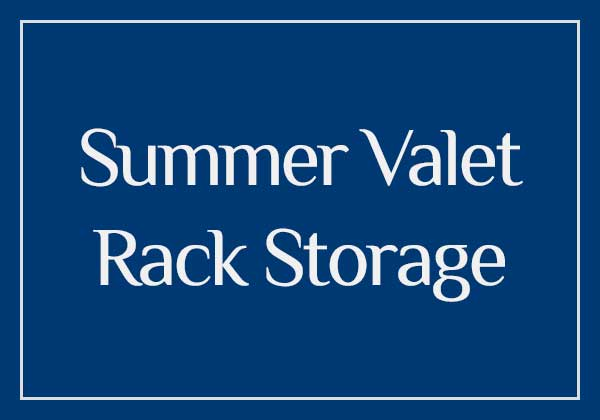 Summer Valet Rack Storage button