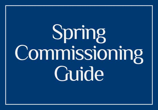 Spring Commissioning Guide button