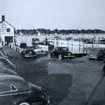 parking lot 1948