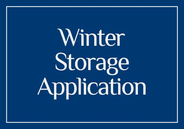 Winter Storage Application button